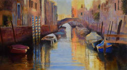 Canal, early morning
