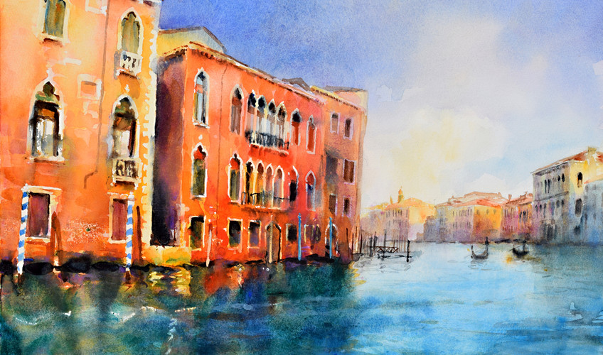 Red Palace, Grand Canal