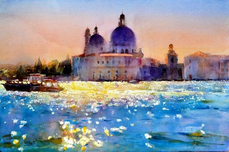 Sunlight, Santa Maria della Salute