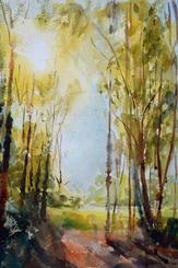 Trees, May