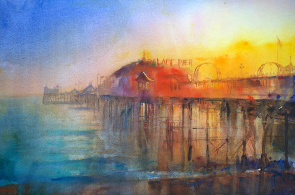 Red Pier, Brighton