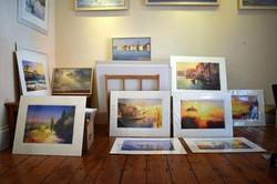 exhibition room prints
