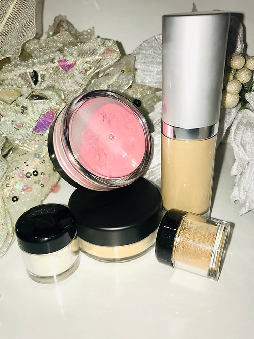 Full Holiday Face Collection