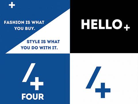 Branding for FOUR