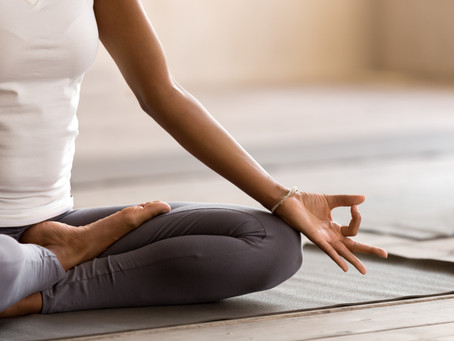 Yoga: No Sweat Required?