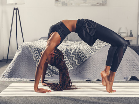Yoga at Home: Is it Safe?