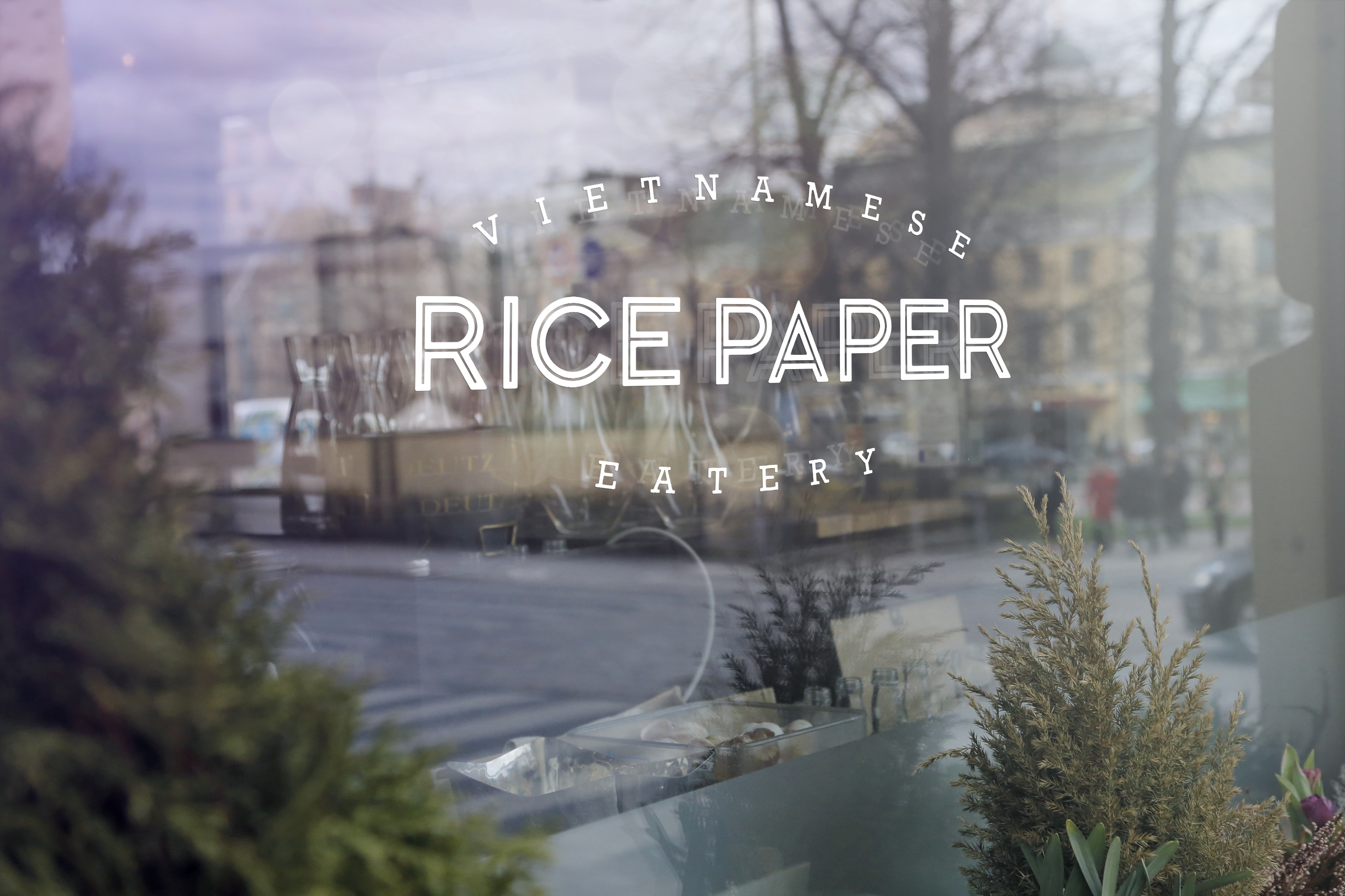 RICE PAPER EATERY