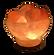 """6"""" Abundance Bowl made from Himalayan Salt"""