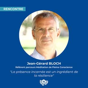 Rencontre avec Jean-Gérard Bloch, médecin rhumatologue et référent du parcours MPC.