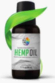 100% Hemp Oil