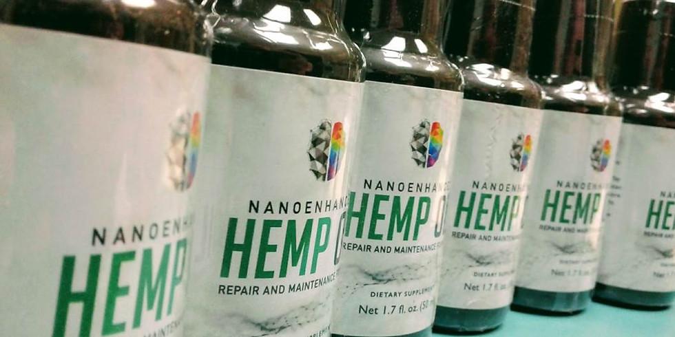 What is Nano-Enhanced CBD Oil?