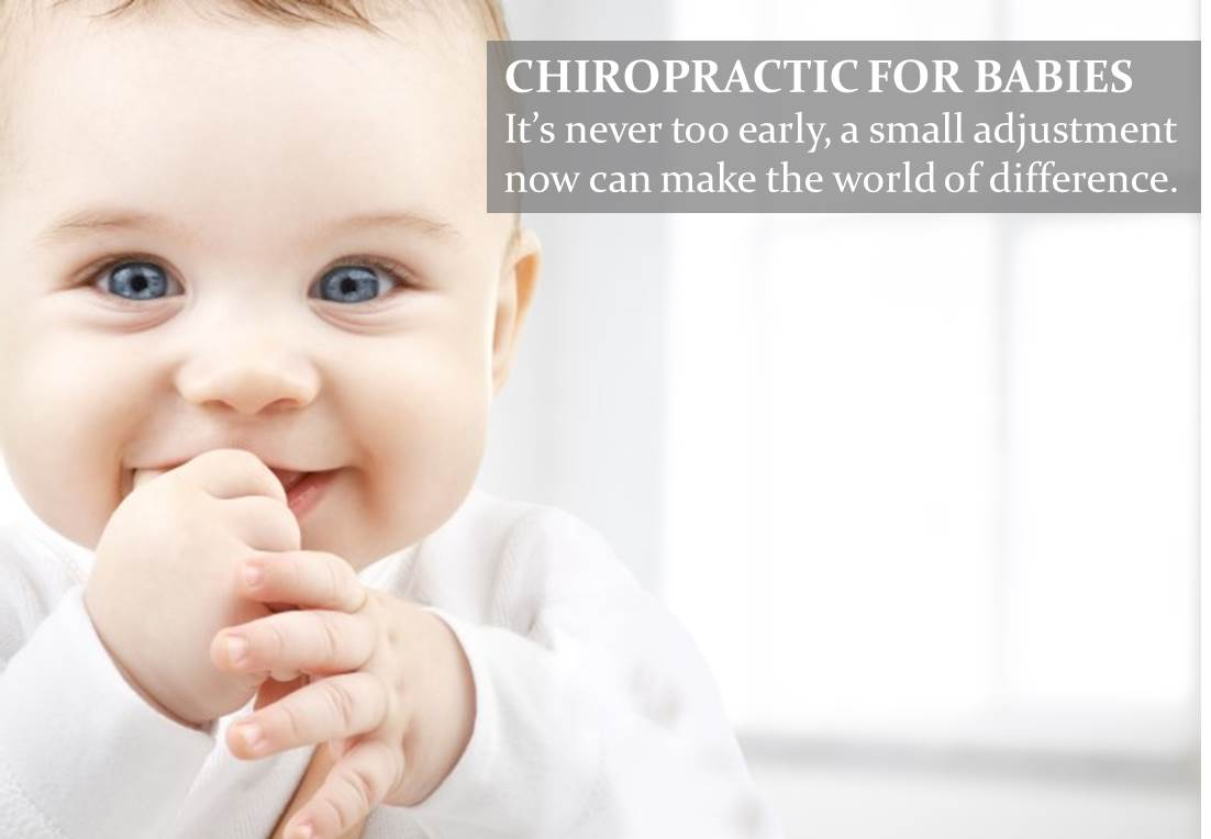 Chiropractic and babies