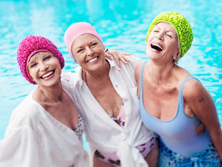 Aging Well - Staying Healthy!