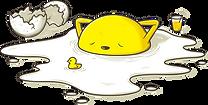 Yolk détendue