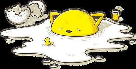 Yolk relaxado