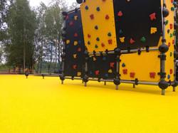 EPDM покрытие на детских и спортивных пл