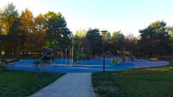 Детская полщадка в Аршиновском парке