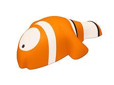 Игрушка из EPDM крошки рыба Клоун.jpg