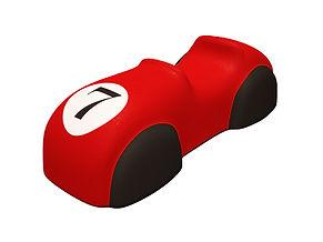 Игрушка из EPDM крошки Спортивный автомо