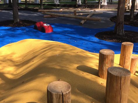 Геопластика и фигуры для детских площадо