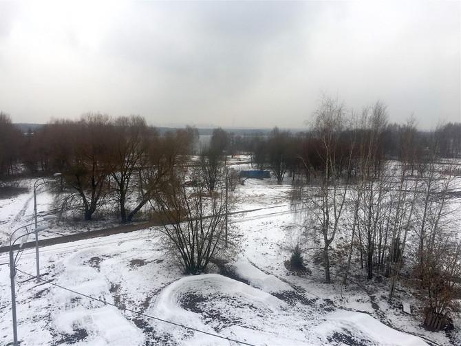 Мы приступаем к монтажу покрытий детских и спортивных площадок в парке Строгинской поймы!