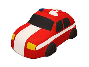 Игрушка из EPDM крошки Автомобиль пожарн