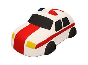 Игрушка из EPDM крошки Автомобиль скорой