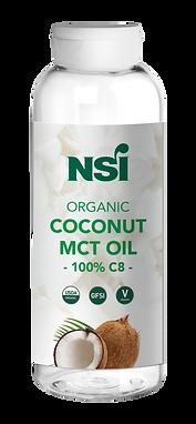 Coconut MCT Oil_100% C8_PET Bottle.png