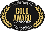 NYIOOC-2020-Gold award Marmaro Olive Oil