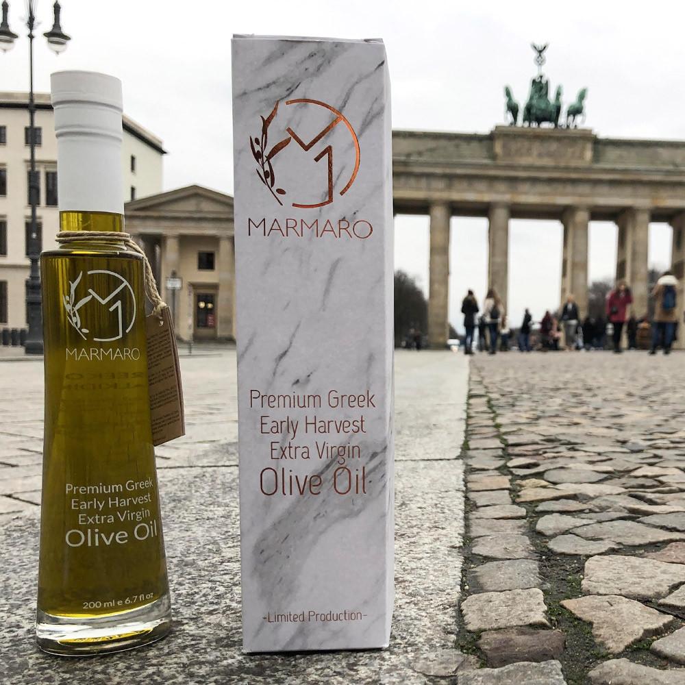 Marmaro Olive Oil in Berlin