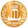 Olympia world olive center - Marmaro olive oil gold award 2020