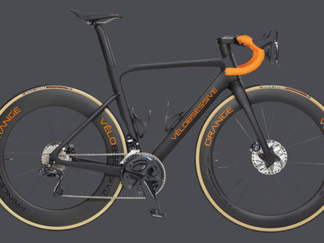 Princess of Orange now available with Disc Brakes