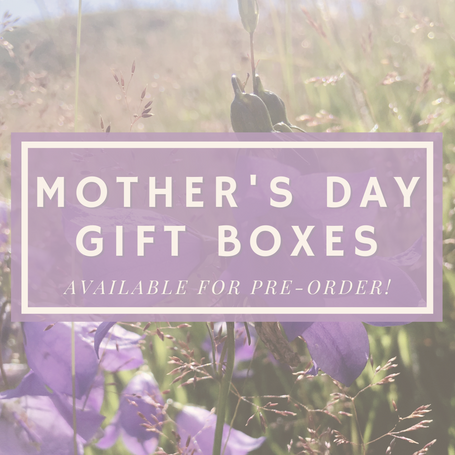 May 1st Market Update & Mother's Day Sneak-Peak