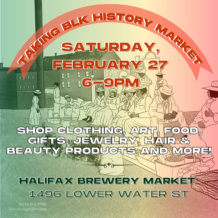 Taking BLK History Market
