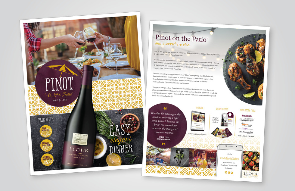 Summer Pinot Promotion