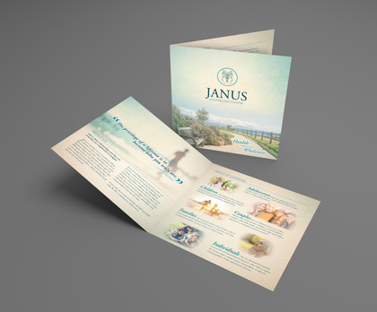 Janus Counseling Center Brochure