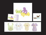Tot Spot Daycare Identity