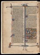 Beinecke MS 299, Arthurian Romance (N. France, 1275-1300), f.40v.
