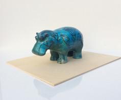 Untitled (Hippopotamus)