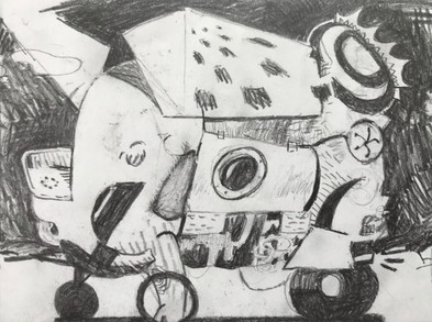 Drawing as a Vehicle