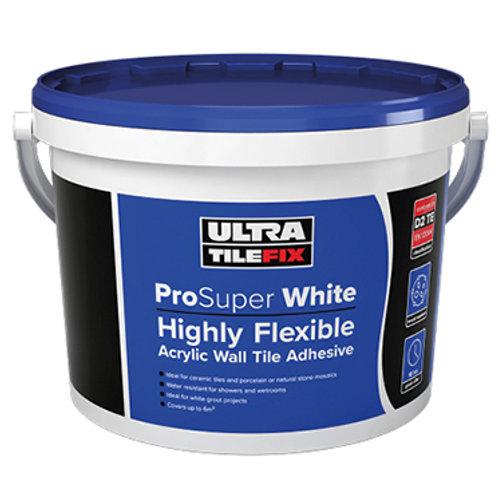 Ultra Tile Fix - Pro Super White Adhesive
