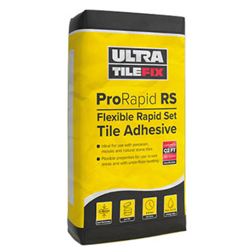 Ultra Tile Fix Pro Rapid Set