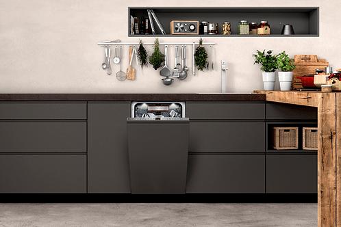 NEFF N70 S586T60D0G Fully-Integrated Slimline Dishwasher 45cm