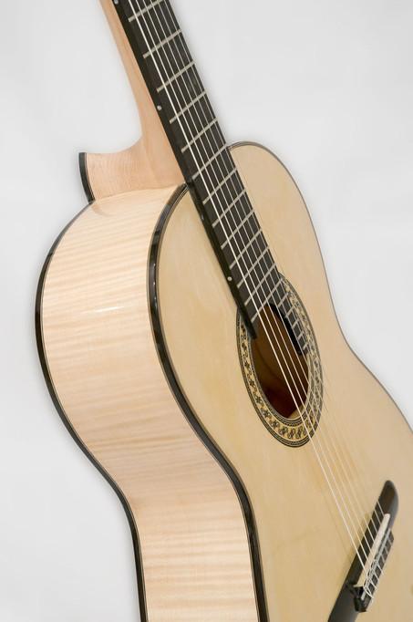 7 String Classical Guitar