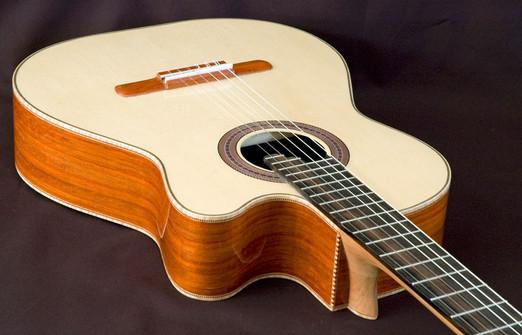 Paduak Classical Jazz Guitar