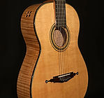 Curly Maple Classical Guitar Thumnail.jp