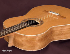Classical Guitar with Jatoba Wood