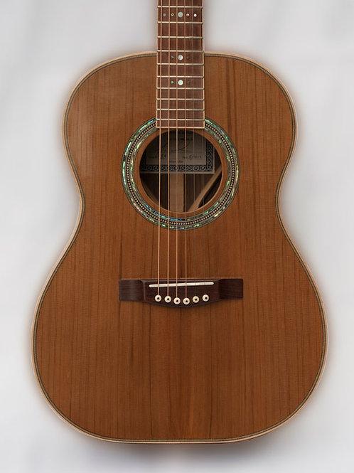 Cedar Top Acoustic OOO Guitar