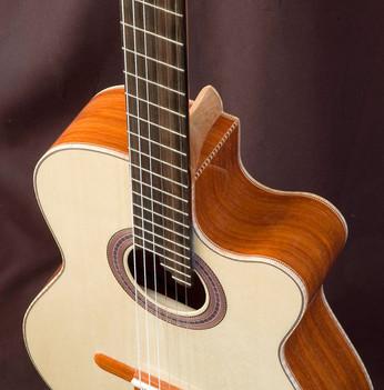 Padual Classical Jazz Guitar