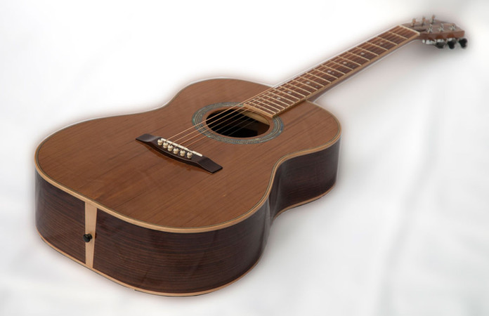 Acoustic Cedar Top